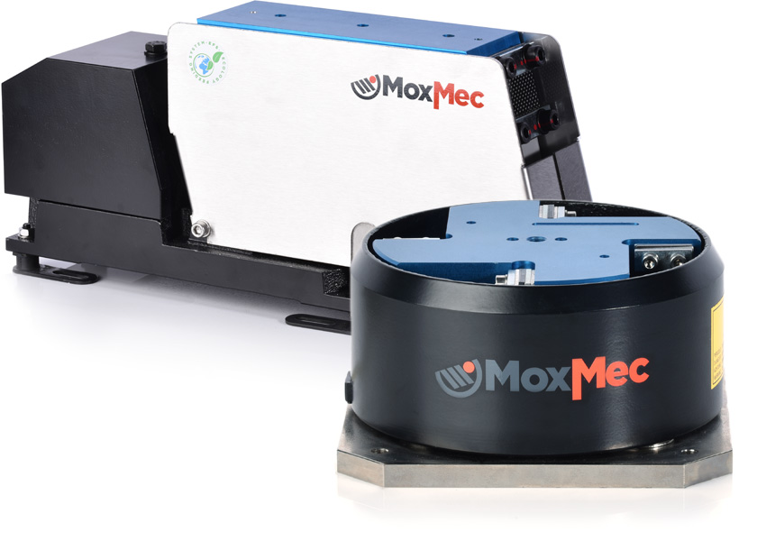 MoxMec | Mechatronics Modules | Vibrating Bases | Vibrating piezo-electric bases
