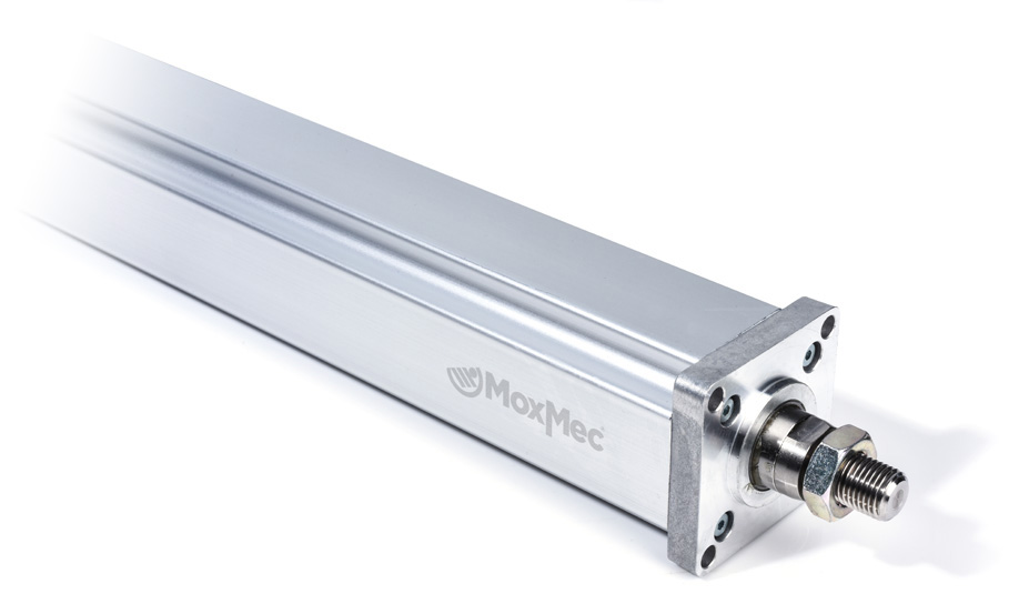 MoxMec | Mechatronics Modules | Servo-Driven Cylinders | Cylinders, Slides, Motors