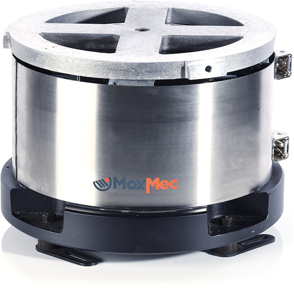 MoxMec | Mechatronics Modules | Circular ADER | Circular vibrating piezo-electric bases