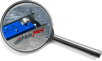MoxMec | REDUCED TIMES FOR INSTALLATION, CHANGES OF PRODUCTION AND MAINTENANCE